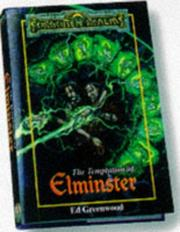 Cover of: The temptation of Elminster