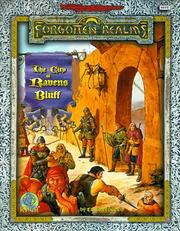 Cover of: The City of Ravens Bluff (AD&D Fantasy Roleplaying, Forgotten Realms Adventure) (Rpga Network Adventure)