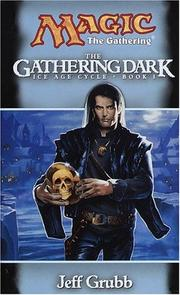 Cover of: The Gathering Dark (The Ice Age Cycle, no. 1)