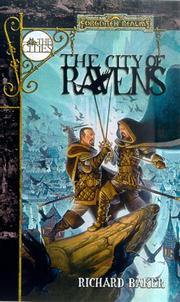 Cover of: City of Ravens (Forgotten Realms:  The Cities series) | Richard Baker