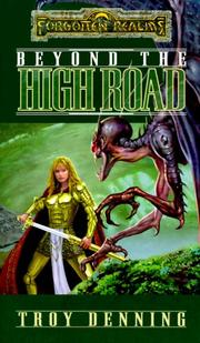 Cover of: Beyond the High Road