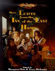 Cover of: More leaves from the Inn of the Last Home