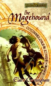 Cover of: The Magehound (Forgotten Realms: Counselors & Kings, Book 1)