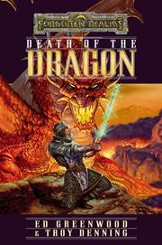 Cover of: Death of the dragon