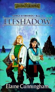 Cover of: Elfshadow