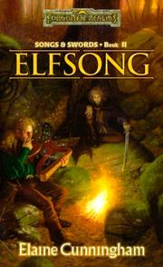 Cover of: Elf Song