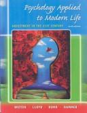 Cover of: Psychology applied to modern life