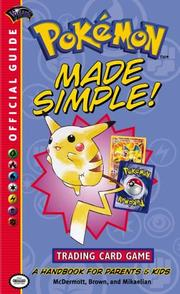 Cover of: Pokemon Made Simple (Official Pokemon Guides) | Wizards Of The Coast