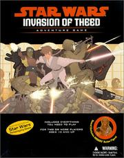 Cover of: Invasion of Theed (Star Wars Sci-Fi Roleplaying) | Bill Slavicsek