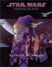 Cover of: Secrets of Naboo Campaign Pack (Star Wars Roleplaying Game) | J. D. Wiker
