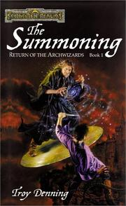 Cover of: The summoning