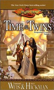 Cover of: Time of the twins