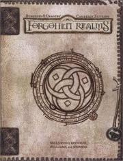 Cover of: Forgotten Realms Campaign Setting