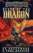 Cover of: Death of the Dragon | Ed Greenwood