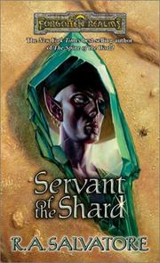 Cover of: Servant of the Shard | R. A. Salvatore