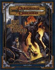 Cover of: Lord of the Iron Fortress | Andy Collins