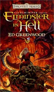 Cover of: Elminster in hell