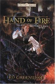 Cover of: Hand of fire