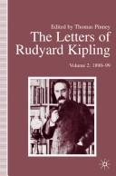 Cover of: The  letters of Rudyard Kipling | Rudyard Kipling