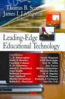 Cover of: Leading-edge educational technology |