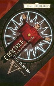 Cover of: Crucible: the trial of Cyric the Mad