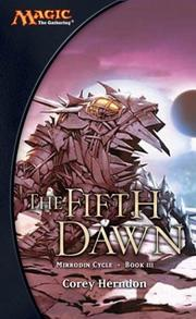 Cover of: The fifth dawn | Cory Herndon