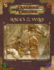 Cover of: Races of the Wild