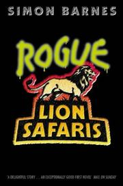 Cover of: Rogue Lion Safaris