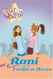 Cover of: Rani and the Fashion Divas (Star Sisterz) | Anjali Banerjee