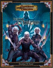Cover of: Fantastic Locations: Fane of the Drow