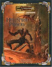 Cover of: Fantastic Locations: Hellspike Prison