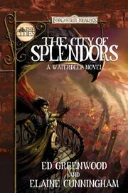 Cover of: The City of Splendors (The Cities)