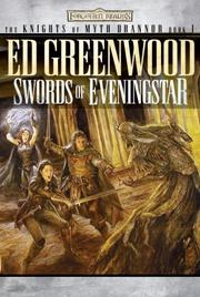 Cover of: Swords of Eveningstar (Forgotten Realms: The Knights of Myth Drannor, Book 1)