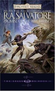 Cover of: Promise of the Witch-King (Forgotten Realms: The Sellswords, Book 2) | R. A. Salvatore