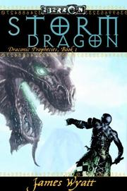 Cover of: The Storm Dragon | James Wyatt
