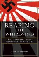 Cover of: Reaping the whirlwind | Nigel Cawthorne