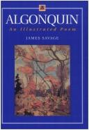 Cover of: Algonquin | Savage, James