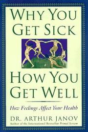 Cover of: Why you get sick and how you get well