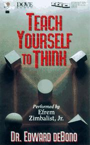 Cover of: Teach yourself to think