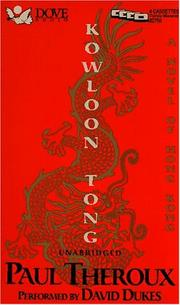 Cover of: Kowloon Tong |