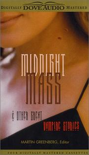 Cover of: Midnight Mass and Other Great Vampire Stories