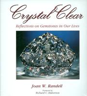Cover of: Crystal clear