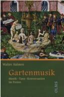Cover of: Gartenmusik