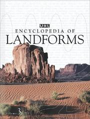 Cover of: UXL Encyclopedia of Landforms Edition 1. | Rob Nagel
