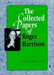 Cover of: The collected papers of Roger Harrison