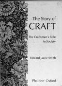 Cover of: The story of craft