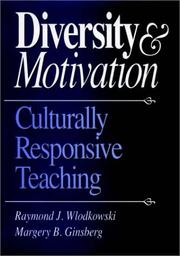 Cover of: Diversity and motivation