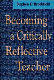 Cover of: Becoming a critically reflective teacher