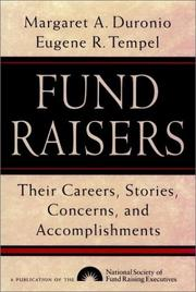 Cover of: Fund Raisers | Margaret A. Duronio