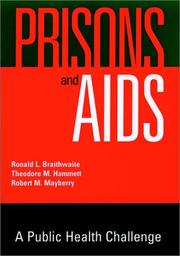 Cover of: Prisons and AIDS
